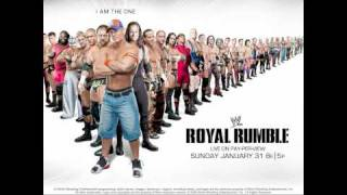"WWE Royal Rumble 2010 Official Theme Song #2 ""Martyr No More"" by Fozzy"