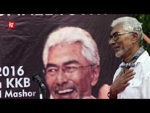 Veteran journalist laid to rest in Kuala Kubu Baru