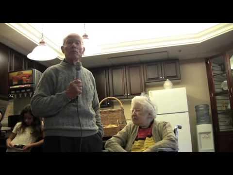 Esther Katz's 100th Birthday Party