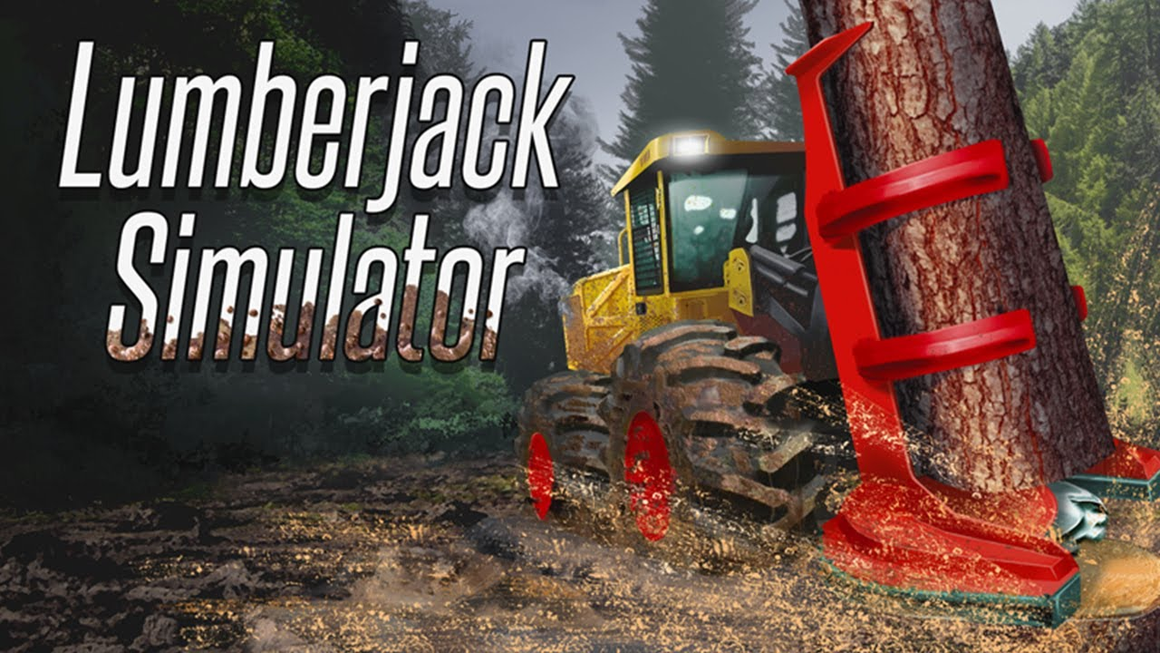 Lumberjack Simulator - Первый Взгляд