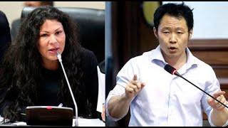 Kenji Fujimori y Yesenia Ponce: Fuerza Popular les abre proceso disciplinario