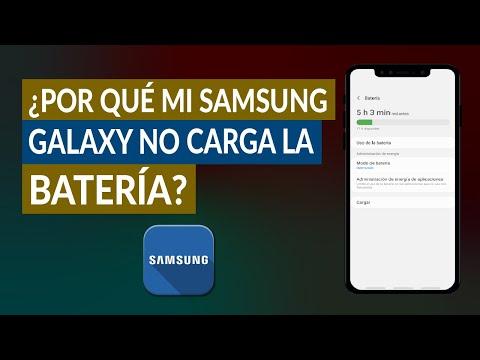 ¿Por qué mi Samsung Galaxy no Carga la Batería y Cómo Solucionarlo?