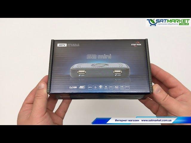 Видео обзор Star Trak S2 mini