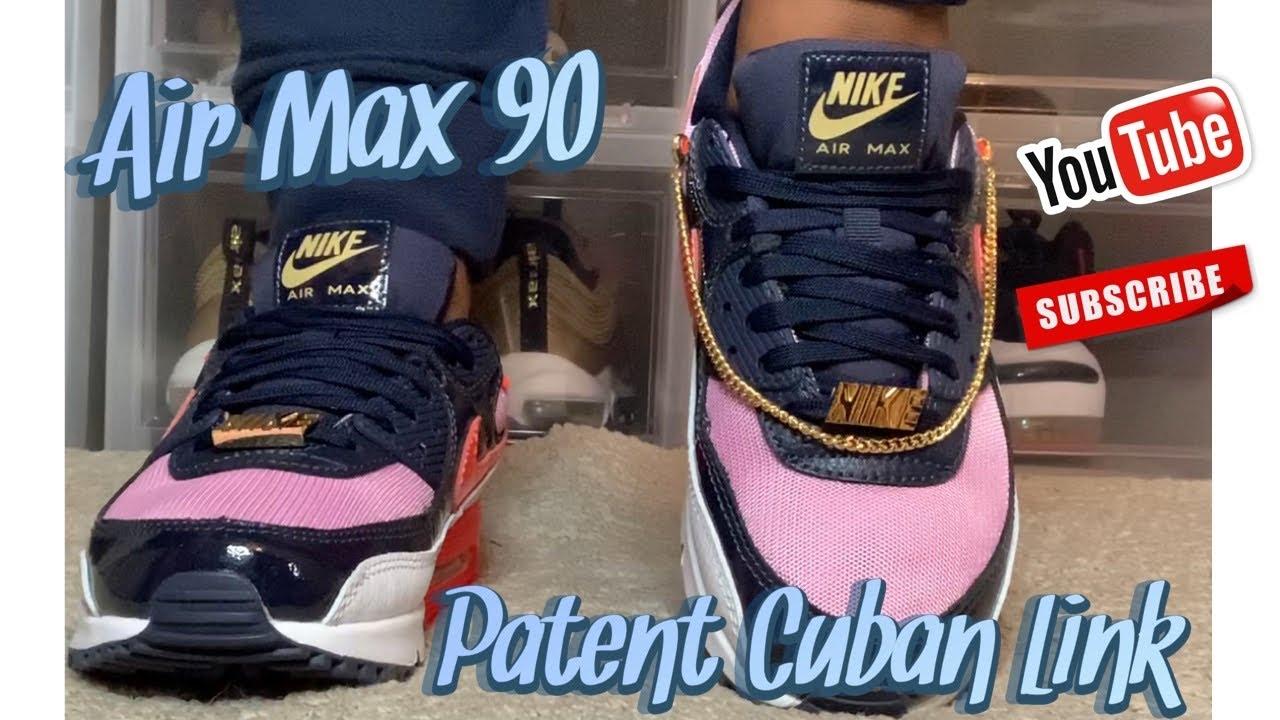 nike air max 90 patent