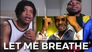 "YBN Almighty Jay ""Let Me Breathe"" (WSHH Exclusive - Official Music Video) - REACTION"