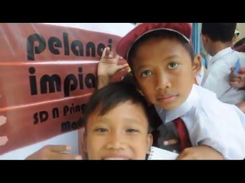 Kelas Inspirasi Lamongan #3 Kelompok 5 SDN Pringgoboyo, Maduran Lamongan