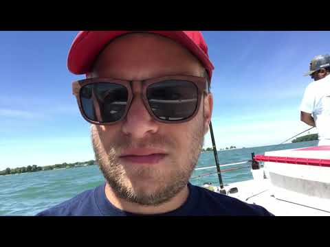CHARTER CAPTAIN RUINS DAY OF WALLEYE FISHING