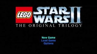 Gamecube Longplay [013] Lego Star Wars II: The Original Trilogy (Part 1 of 10)