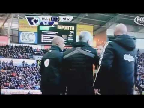 Alan Pardew funny moments