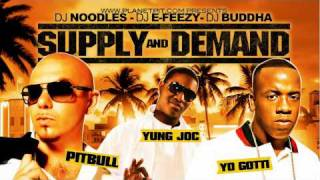 Pitbull - City Of Gods ft.Trick Daddy (Supply and Demand Mixtape) [Official Audio]