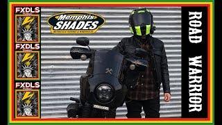 The Memphis Shades Road Warrior Fairing!!