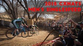 2018 U.S. Cyclocross Nationals   Men's Single Speed