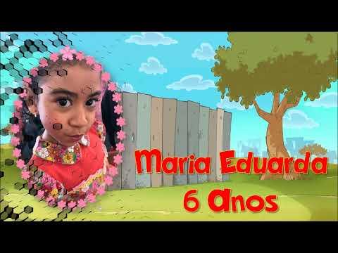 Convite Animado Turma Monica 🐇
