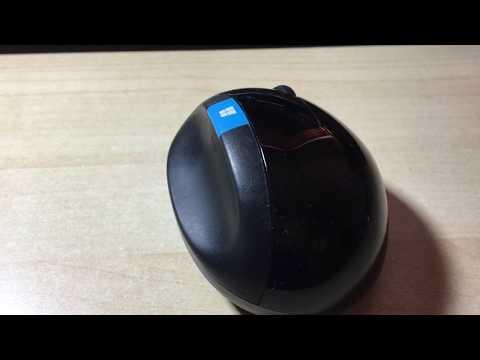 Microsoft Sculpt Ergonomic Mouse (L6V-00001) Review