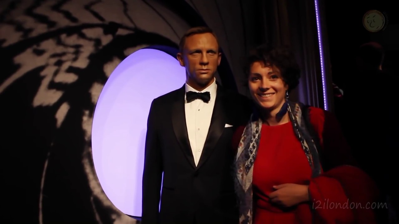 Inside Madame Tussauds Wax Museum London - YouTube