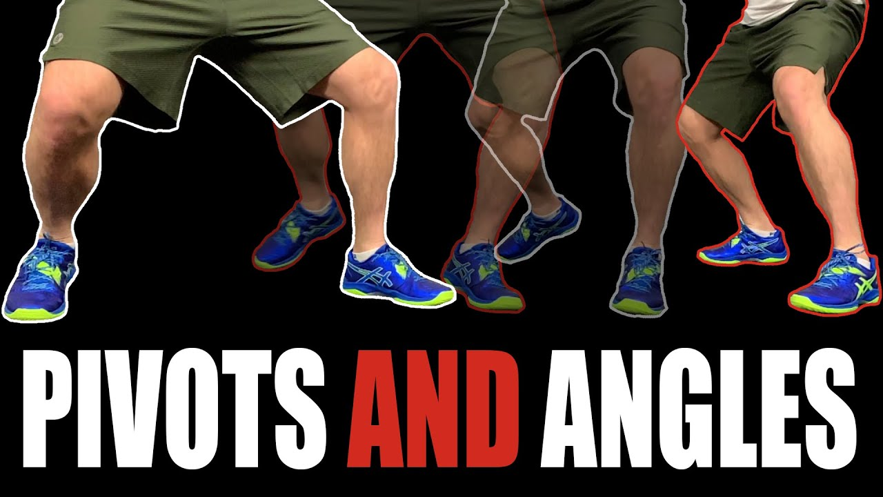 Boxing Footwork | The Pivot Drill | Foundations of Boxing | Creates Angles in All Directions