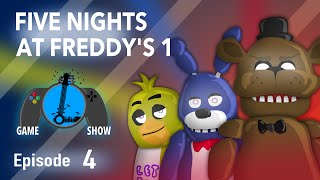 Repeat youtube video FIVE NIGHTS AT FREDDY'S 1 - Gameshow Ep. 4
