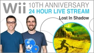 Wii 10th - 24hrs! | Lost In Shadow