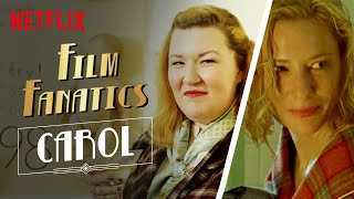 Inside the Biggest Carol Fan's House | Film Fanatics | Netflix