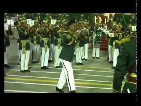 Pakistan's Army band.