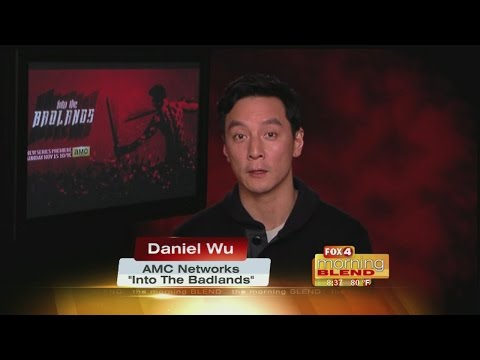 Daniel Wu talks about his new show 'Into the Badlands'