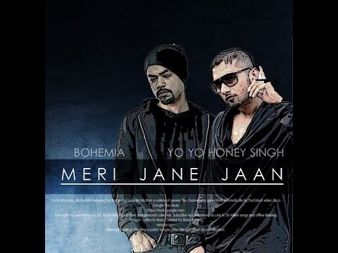 Meri Jane Jaan Full Audio Song | Bohemia | Yo Yo Honey Singh | Latest Punjabi Song 2015 |