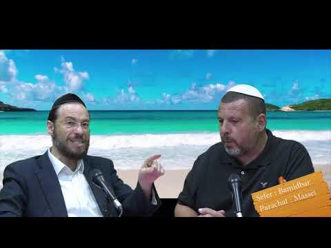 Sefer Bamidbar : PARACHAT MASSEI (43) avec le duo Rav Brand et Fabrice