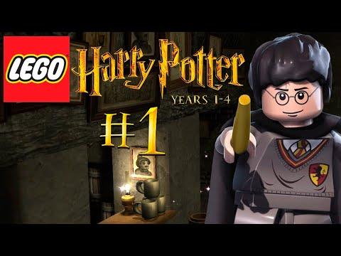 LEGO Гарри Поттер: 1-4 годы - Прохождение #1