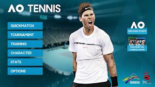 AO Tennis - Roger Federer
