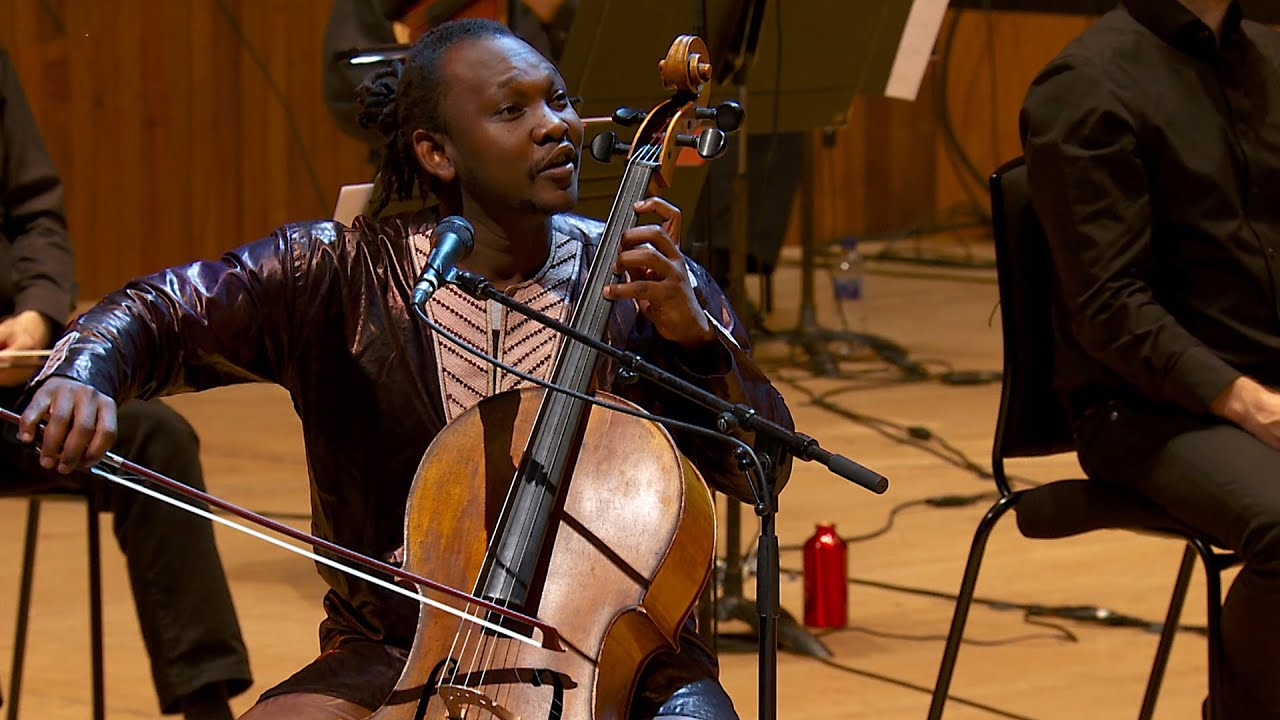 The BBC Concert Orchestra and Chesaba with Abel Selaocoe - Ka Bohaleng (London Jazz Festival)