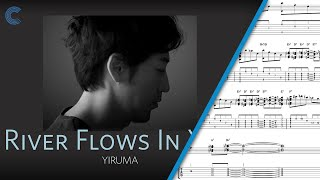 River Flows in You - Yiruma - Cello - Sheet Music, Chords, and Vocals