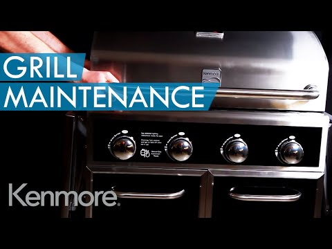 Grill Maintenance: How to Clean a Grill   Kenmore