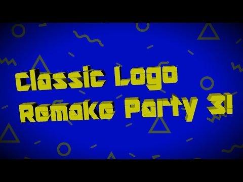 Classic Logo Remake Party 3! - Trailer