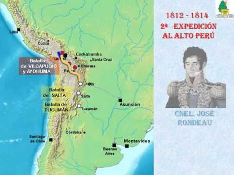 CAMPAÑA Alto Peru