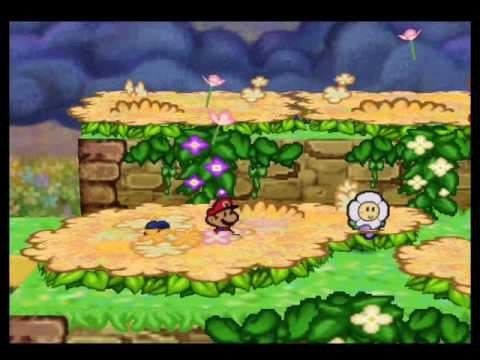Let S Play Paper Mario 58 Flower Fields YouTube