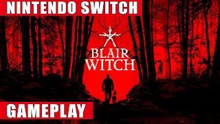 Blair Witch Nintendo Swİtch Gameplay
