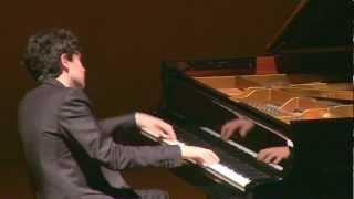 Ingmar Lazar plays Rameau - Suite en sol - L