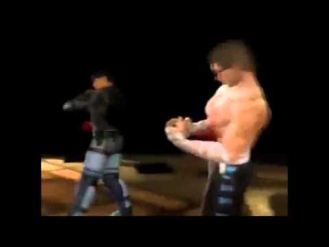 Mortal Kombat 9 (2011) Stryker Fatality #2!