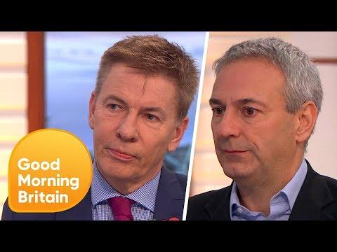 Journalists Comment on the Westminster Sexual Harassment Scandal | Good Morning Britain