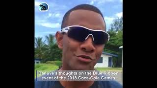 Former Coca-Cola Games star Banuve Tabakaucoro gives his thoughts o...