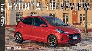 2020 Hyundai i10 Review – Test drive of new city car