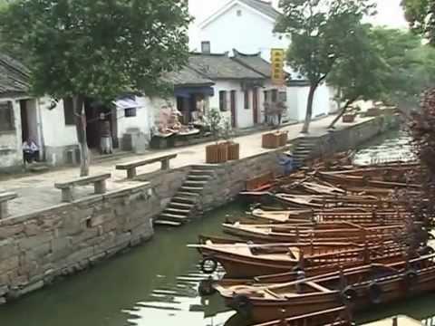 Chine authentique,Jardins et canaux de Suzhou