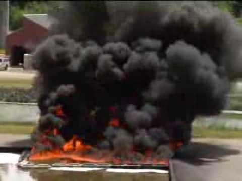 HydroCarbon, Fire Blockade