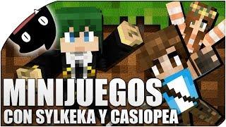 Minecraft minijuegos - No caigas al vacio