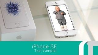 iPhone SE Test complet