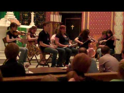 Academy of Irish Music - Midwest Fleadh 2010 (younger group)