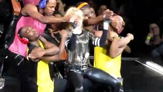 Madonna   Celebration Madonna falls on stage