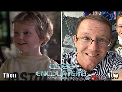 Close Encounters Of The Third Kind (1977) Cast Then And Now ★ 2019 (Before And After)