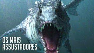 10 animais extintos que são mais assustadores do que os dinossauros
