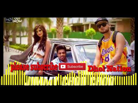 JIMMY CHOO CHOO (Dhol Remix)  By Gurri Ft. Ikka ,Janni, B Praak, Latest Punjabi Song